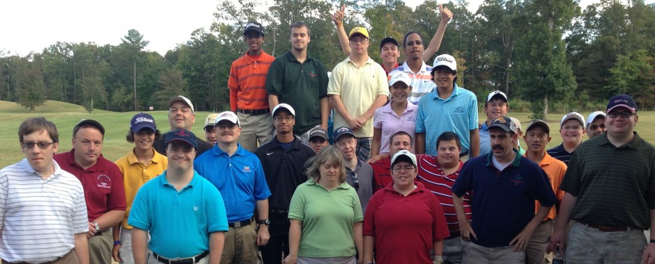 Golf Tournament with 1st Tee of Chesterfield