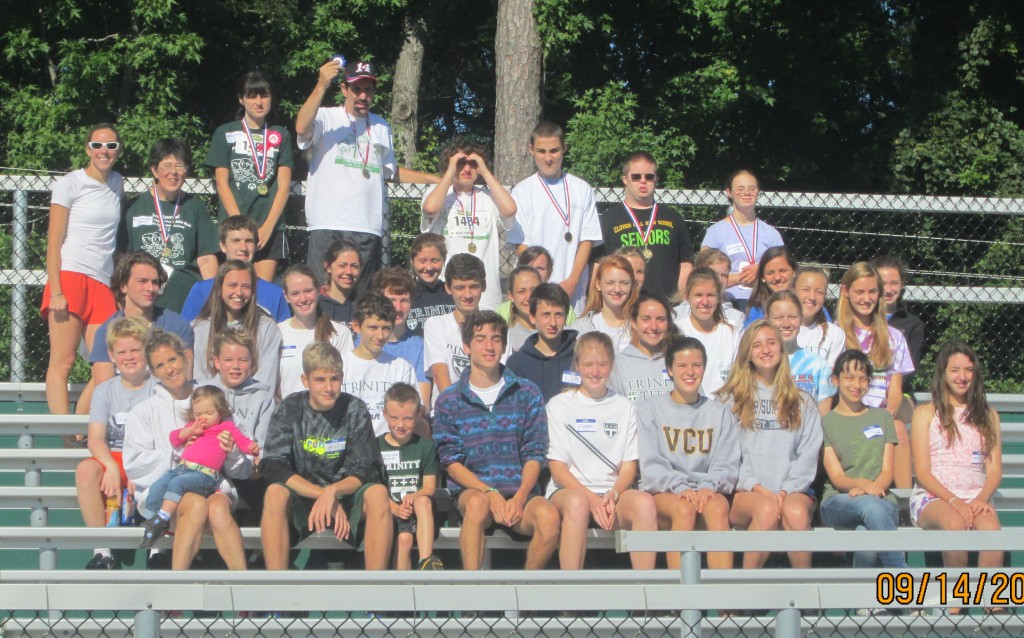 2013 SOVA Miler Group Photo