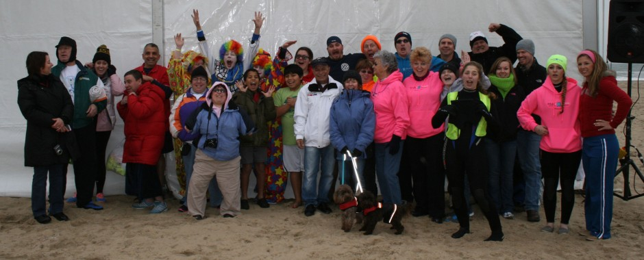 2014 Polar Plungers with Families and Friends