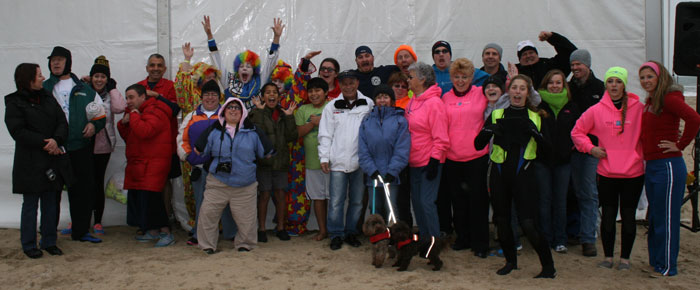Plungers and their Family and Friends
