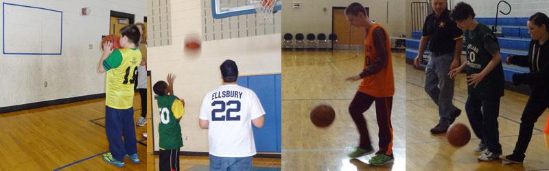 Basketball-Skills
