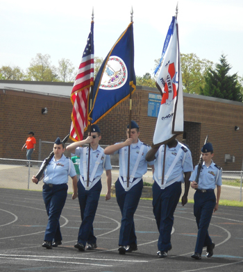 2014-Area6-Summer-Games-ROTC